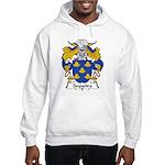 Sequeira Family Crest Hooded Sweatshirt