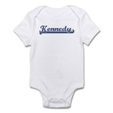 Kennedy (sport-blue) Infant Bodysuit