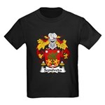 Sepulveda Family Crest  Kids Dark T-Shirt
