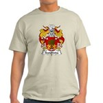 Sepulveda Family Crest  Light T-Shirt