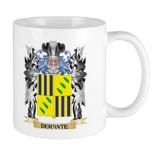 Durante Coat of Arms - Family Crest Mugs