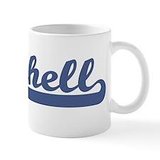 Mitchell (sport-blue) Coffee Mug