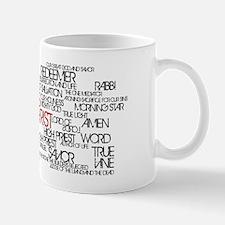 The Names of Jesus Mug