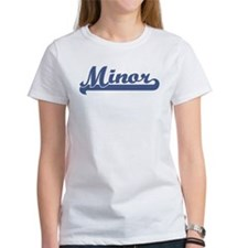 Minor (sport-blue) Tee