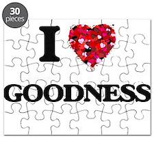 I love Goodness Puzzle