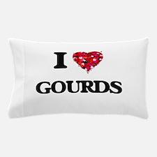 I love Gourds Pillow Case