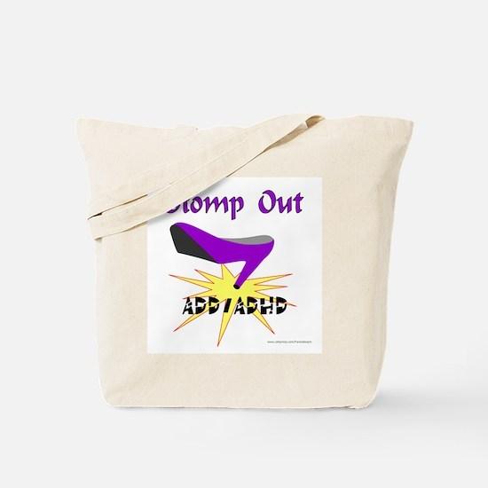 ADD/ADHD AWARENESS Tote Bag