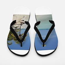 Negril Beach Jamaica Flip Flops