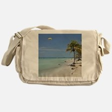 Negril Beach Jamaica Messenger Bag