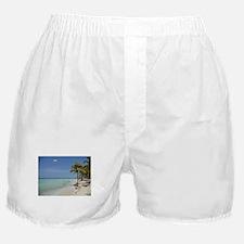 Negril Beach Jamaica Boxer Shorts