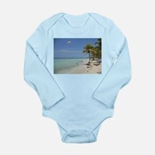 Negril Beach Jamaica Body Suit