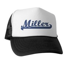 Miller (sport-blue) Trucker Hat