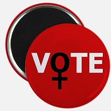 Women Vote Magnets