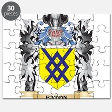 Eaton Coat of Arms - Family Crest Puzzle