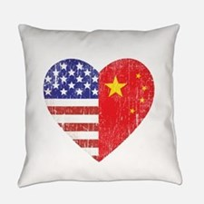 Joined at the Heart_C.png Everyday Pillow