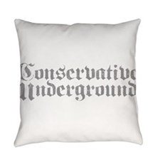 Conservative Underground.png Everyday Pillow