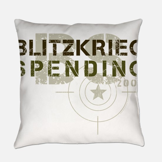 Blitzkrieg Spending K.png Everyday Pillow