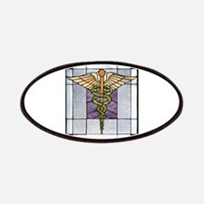 Caduceus of Hermes Doctor Symbol Patch