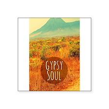 """Unique Spiritism Square Sticker 3"""" x 3"""""""