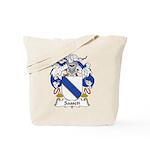Sasseti Family Crest Tote Bag