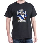 Sasseti Family Crest Dark T-Shirt