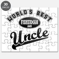 Best Fisherman Uncle Puzzle