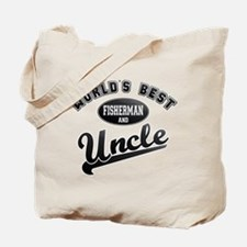 Best Fisherman Uncle Tote Bag