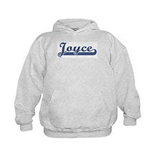 Joyce (sport-blue) Hoodie