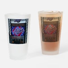 Cute Minor league baseball players Drinking Glass