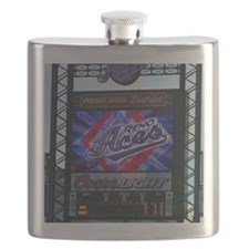 Funny Minor league Flask