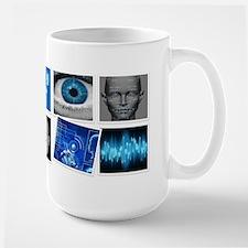 Biometrics Research Mugs