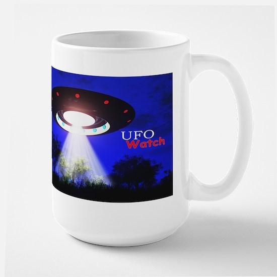 UFO Watch Mugs