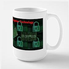Encryption Technology Mugs