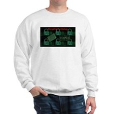 Encryption Technology Sweatshirt