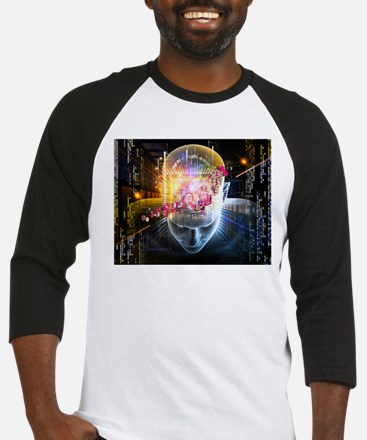 Artificial Intelligence Baseball Jersey