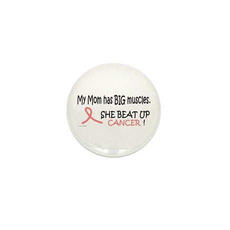 My Mom Has Big Muscles 1 Mini Button (100 pack)