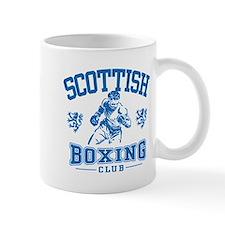 Scottish Boxing Mug