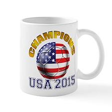 USA Soccer Small Mug