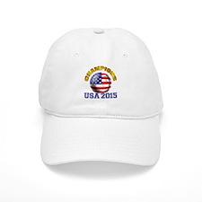 USA Soccer Baseball Cap