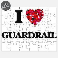I love Guardrail Puzzle