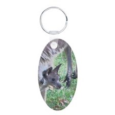Joey in Pouch Keychains