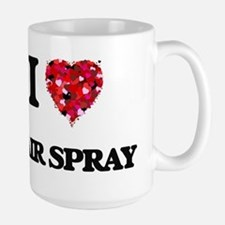I love Hair Spray Mugs