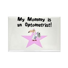 My Mommy is an Optometrist Rectangle Magnet