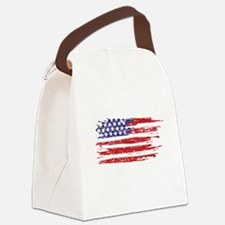 home of the brave Canvas Lunch Bag