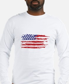 home of the brave Long Sleeve T-Shirt