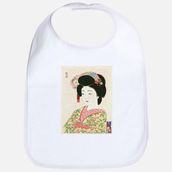 Choko Kamoshita Maiko-iPad 2-Case.jpg Bib
