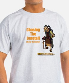 Chasing The Long Tail T-Shirt