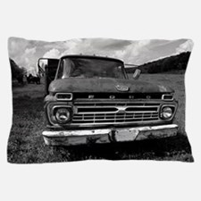 Funny Antique truck Pillow Case