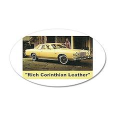 1977 Chrysler Cordoba Wall Decal