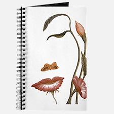 Face flower Journal